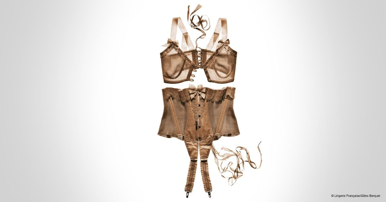 100 Years of French lingerie