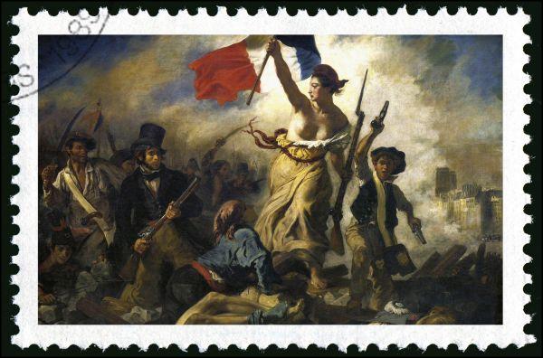 Liberté, Egalité, Lingerie