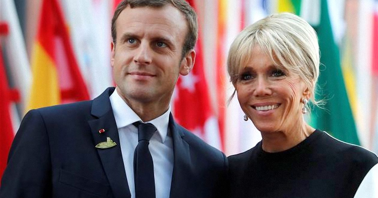 France's First Lady Opens Up