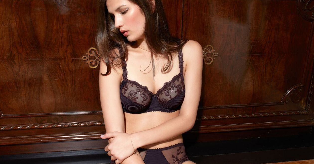 The Beauty of the Cut and Sew Bra