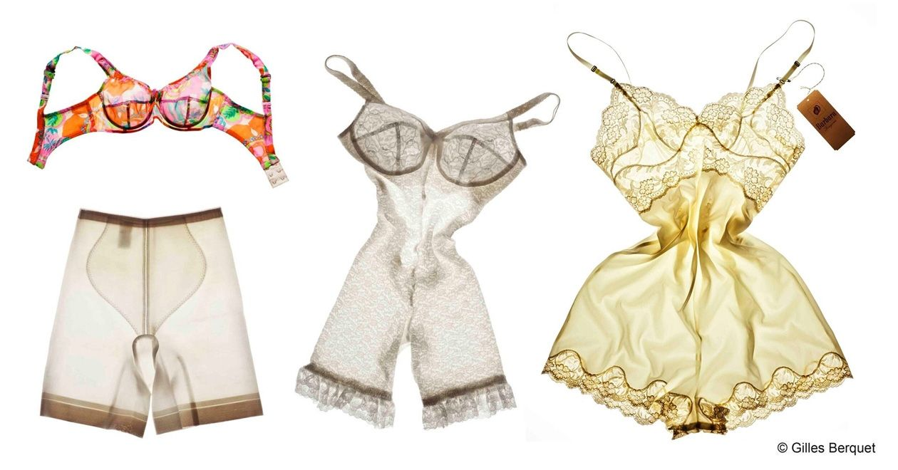 The Luminous Life of Lingerie