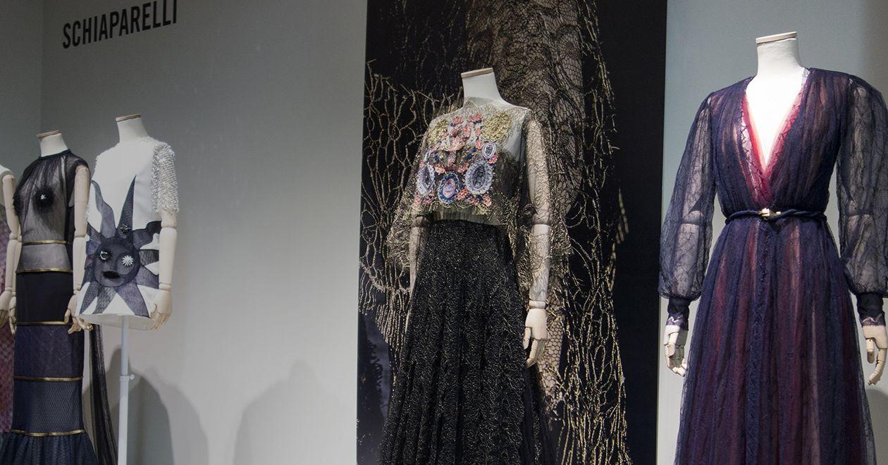 Haute Lace - schiaparelli couture