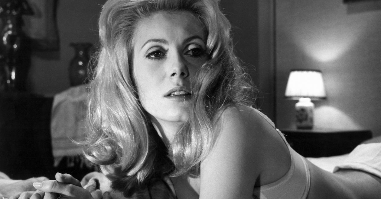 Catherine Deneuve Nude Photos 82