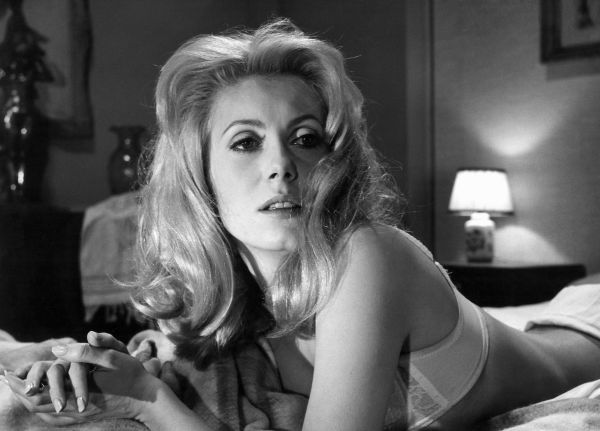 Catherine Deneuve, French Icon