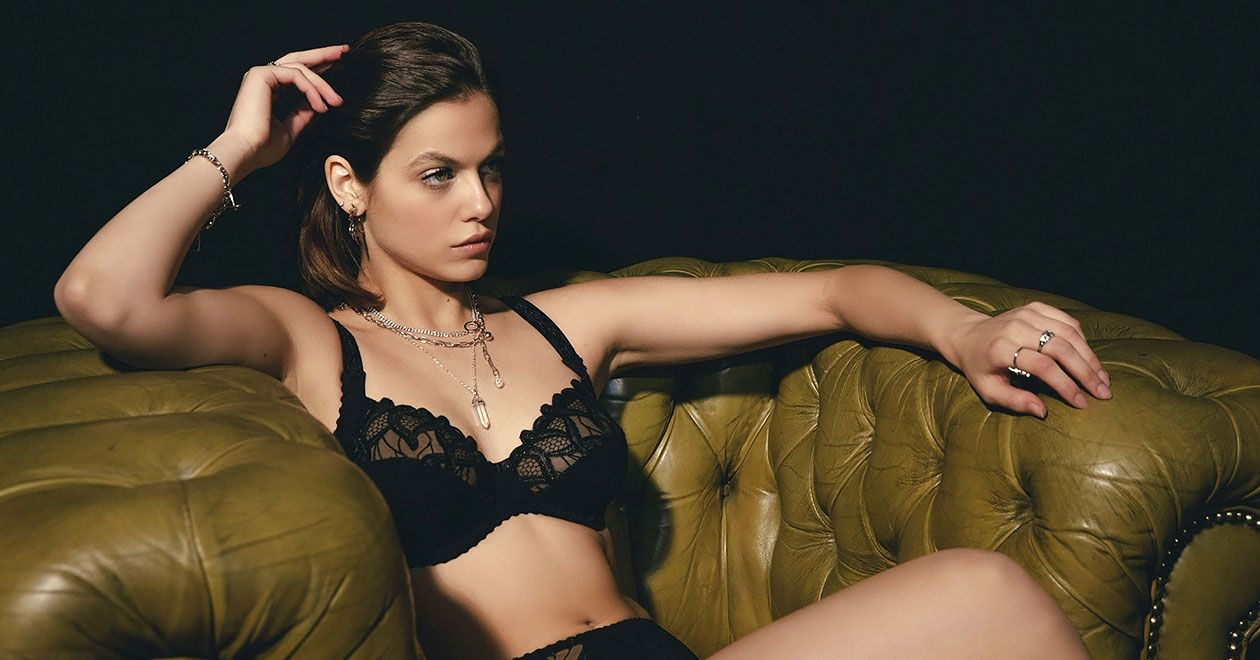 Julia by Louise Bracq lingerie