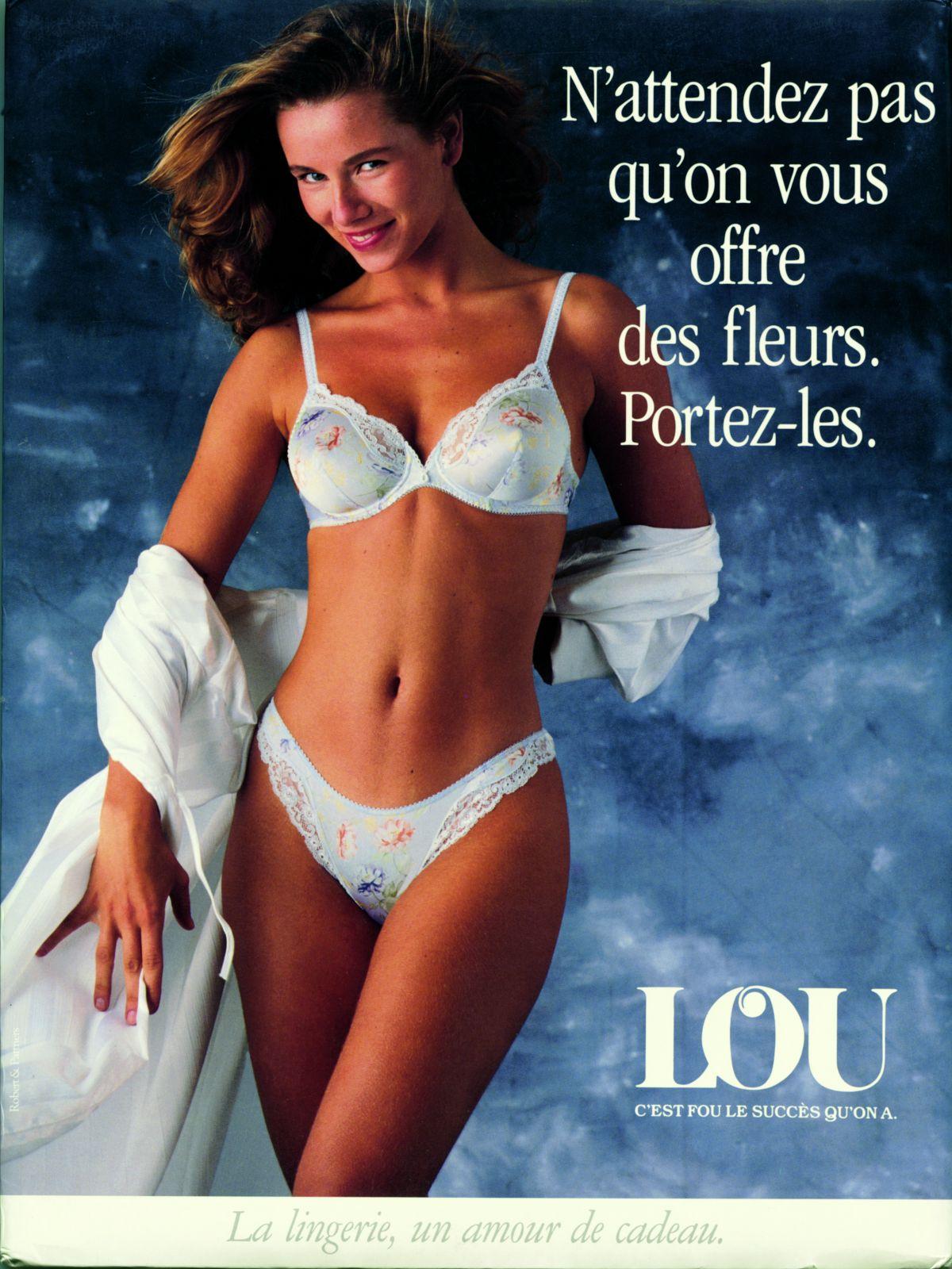 1990   Histoire   Héritage   Lingerie Française